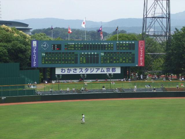 【高校野球】京都府の近年の強豪校9選【王者平安】